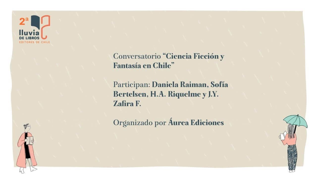 Ciencia Ficción y Fantasía en Chile