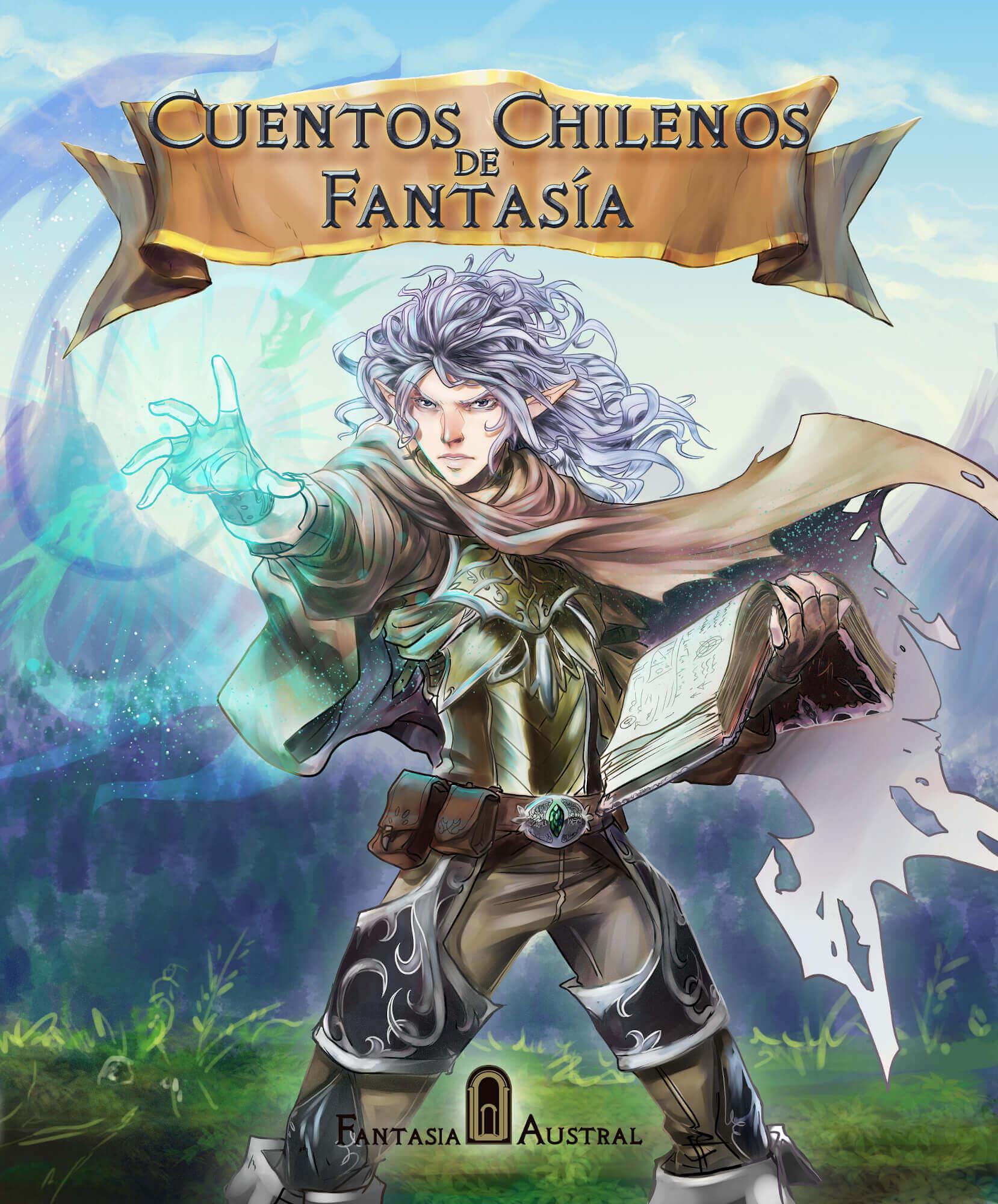 Cuentos chilenos de fantasía