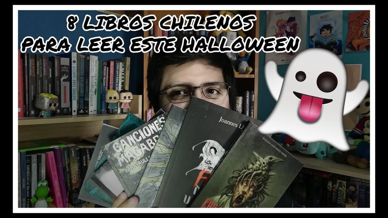 LIBROS CHILENOS QUE TIENES QUE LEER EN HALLOWEEN - El Rincón de Artemis