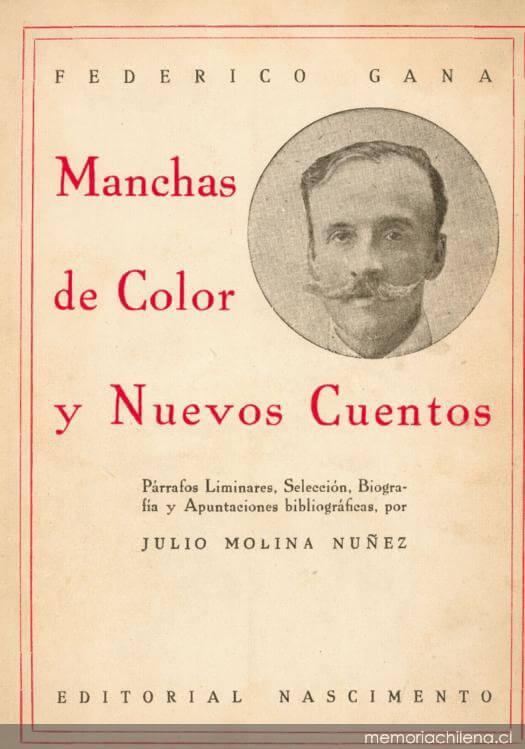 Manchas de color y nuevos cuentos