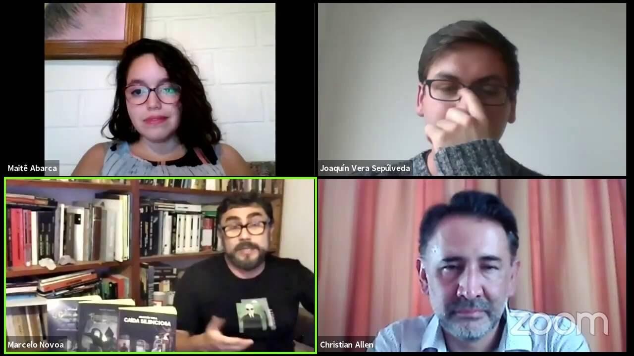 Tres autores fantásticos regionales y sus novelas publicadas 2020