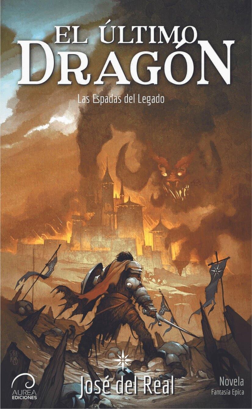 Crónicas de Spira - El Último Dragón - Las Espadas del Legado