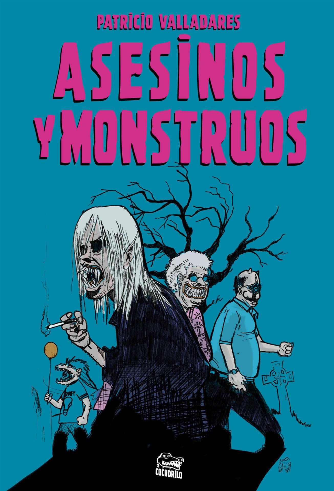 Asesinos y Monstruos