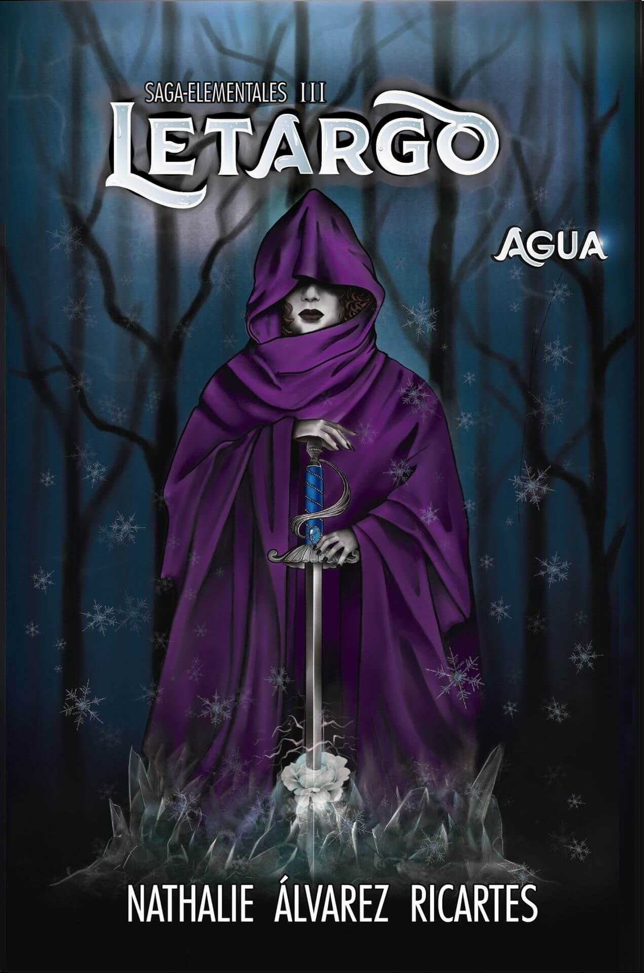 Saga elementales - Letargo Agua