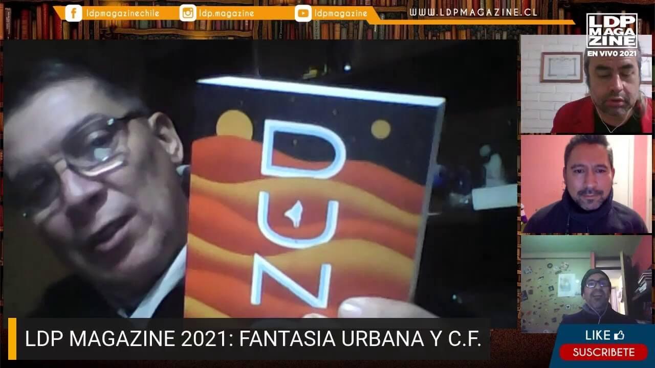 Fantasía Urbana y CF